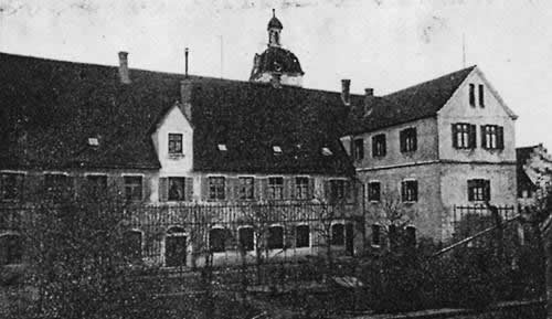 Kinderheim Gersdorf
